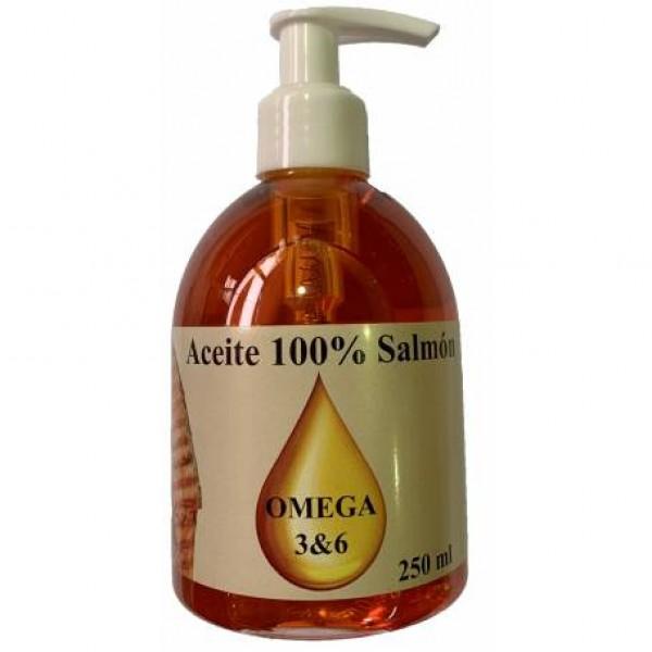 Aceite de salmón OMEGA 3, 250ml