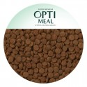 OPTIMEAL™. Hypoallergenic complete dry pet food for adult dogs of miniature and small breeds high in lamb and rice 4 kg