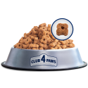 CLUB 4 PAWS Premium light. Complete dry pet food for weight control for adult dogs of all breeds, 14 kg