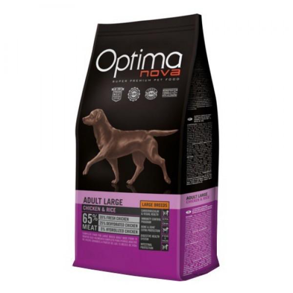 OPTIMA NOVA Adult Large para perros adultos de razas grandes, 12kg