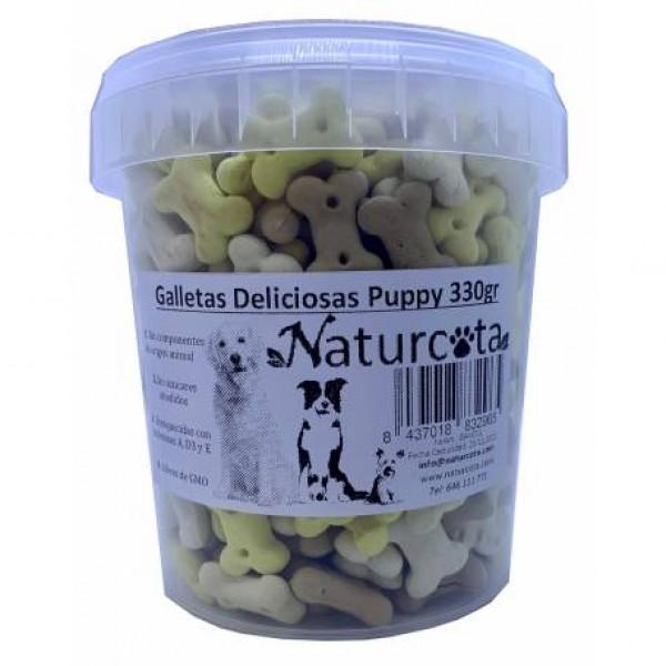 Galletas Deliciosas Puppy, 330gr